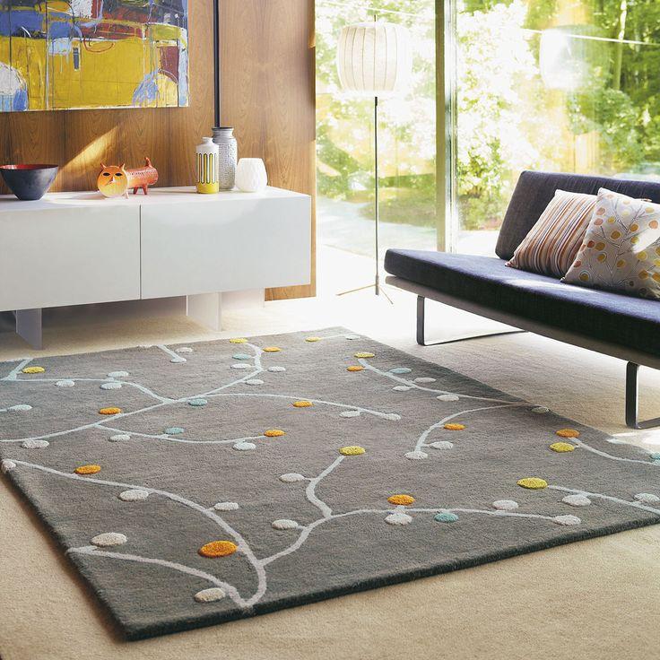 Scion baca nugget rugs 25404 living room rugs large - Huge living room rugs ...