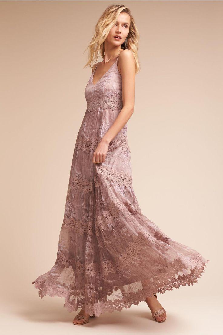 127 best Bohemian Wedding Dress images on Pinterest | Bridal gowns ...