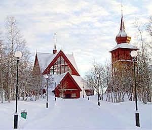kiruna sweden tourism