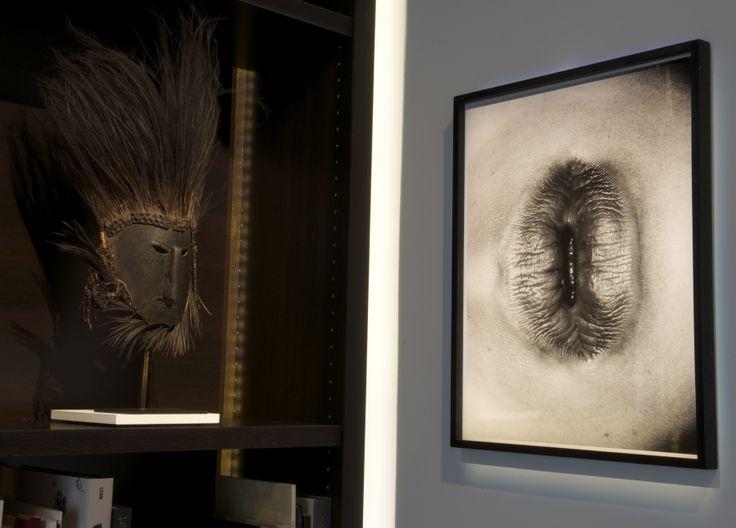 Mask - Torres Strait; Nobuyoshi Araki - Untitled - 1993
