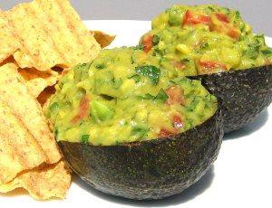 Guacamole - Ideal Receitas