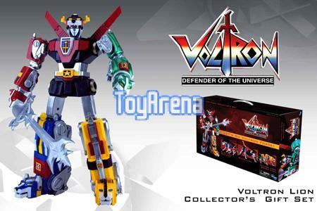 toynami voltron lion force giftset #transformer