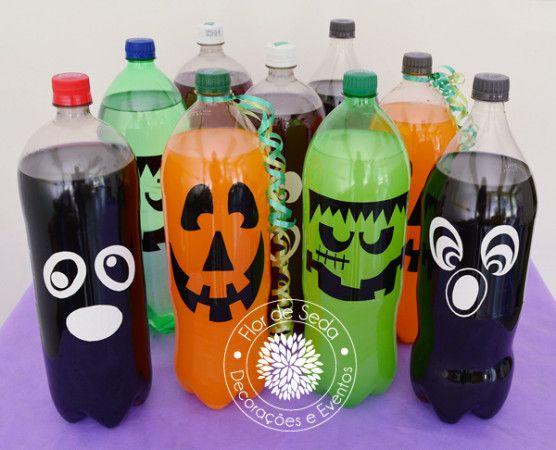 Festa Infantil Halloween - Flor de Seda Eventos