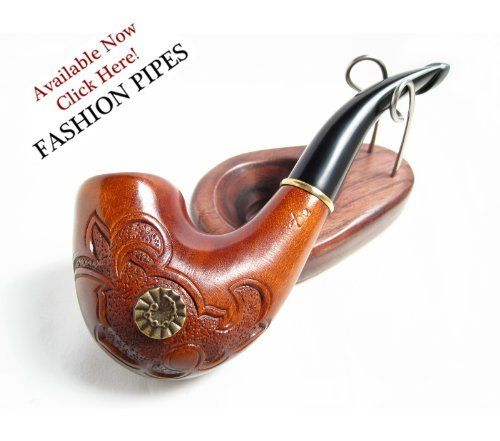 Pipe of Pear Root Wood, Tobacco Pipe GRIFFIN Fits 9mm Filter by Fashion Pipes. Save 10 Off!. $28.95. If You are looking for a quality smoking pipes and other accessories  You can be sure you have found it !!!  Our products are made by professional master of Ukraine with the author's signature Using natural high quality materials!!!  For the manufacture of pipes of pear tree is used pears, aged in natural drying for at least 2 years.  Ring - Brass  Shading pipes made...