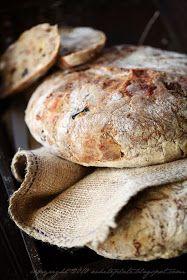 Pracownia Wypieków: Chleb serowy
