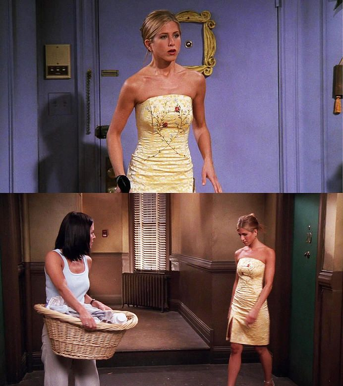 50 Best Outfits Rachel Green Wore - 83.4KB
