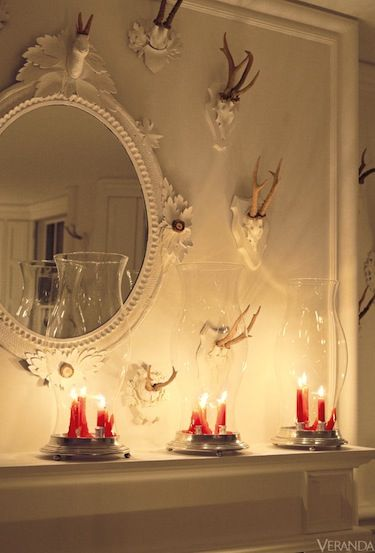 136 best Tablescapes in Veranda images on Pinterest | Holiday ...