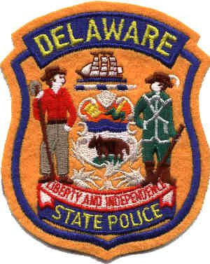 deleware state police patches | ... Logo's Home > Logos > Highway Patrol and State Police Patches Logos