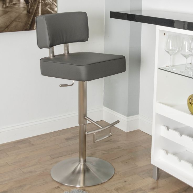 Wonderful Admire The Symmetry And Flair Of This Urban Bar Stool, With Its Great  Silhouette And Ideas