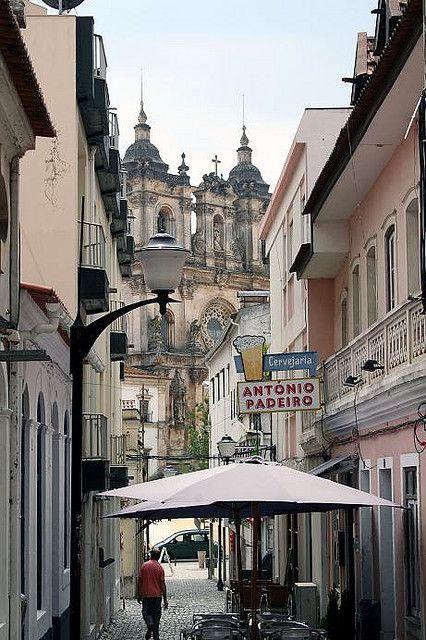 Alcobaça Portugal