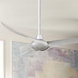 Minka Aire Wave Silver 52-Inch Ceiling Fan