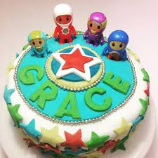 Image result for go jetters cake