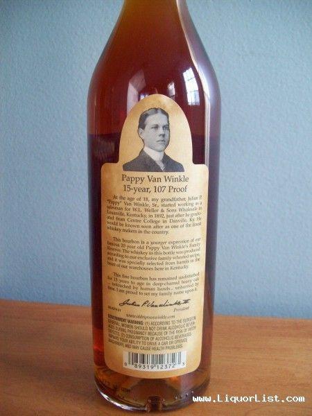 "2014 Pappy Van Winkle - buy here: www.LiquorList.com ""The Marketplace for Adults with Taste!"" @LiquorListcom #liquorlist"