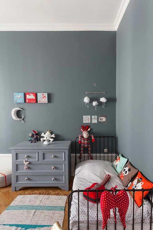 10 great kids bedrooms in grey tones