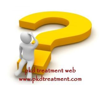 What does a 5 cm cyst on kidney mean? Kidney cyst is a common kidney disease for people older than 50 years old, and it means fluid-filled sac on kidneys, which can be caused by many factors. In most cases, the kidney cyst will not get enlarged, so patients will have no symptoms. However, in some other cases, the cyst will be get enlarged.
