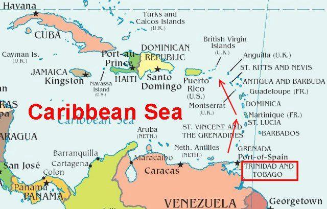 Trinidad Permission to Come Aboard