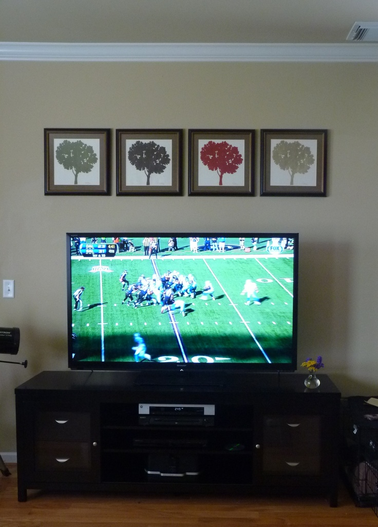 20 Best Flat Screen Tv Ideas Images On Pinterest