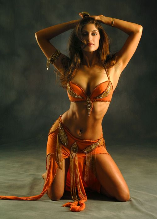 I have always wanted to take belly dancing lessons…
