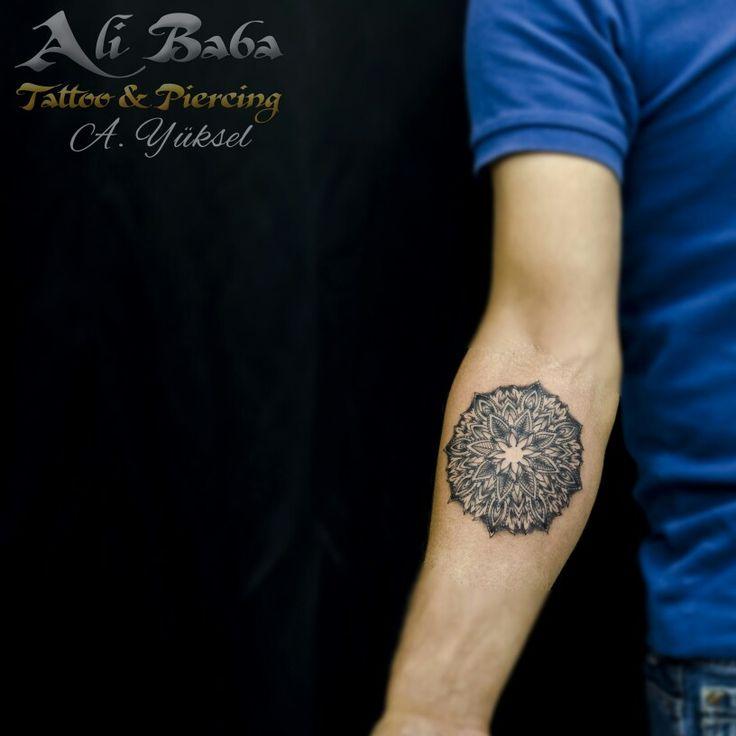 bodrum tattoo dövme dovme body art piercing mandala tattoo ali baba tattoo ali yülsel mugla bodrum dövme mandala dövmesi