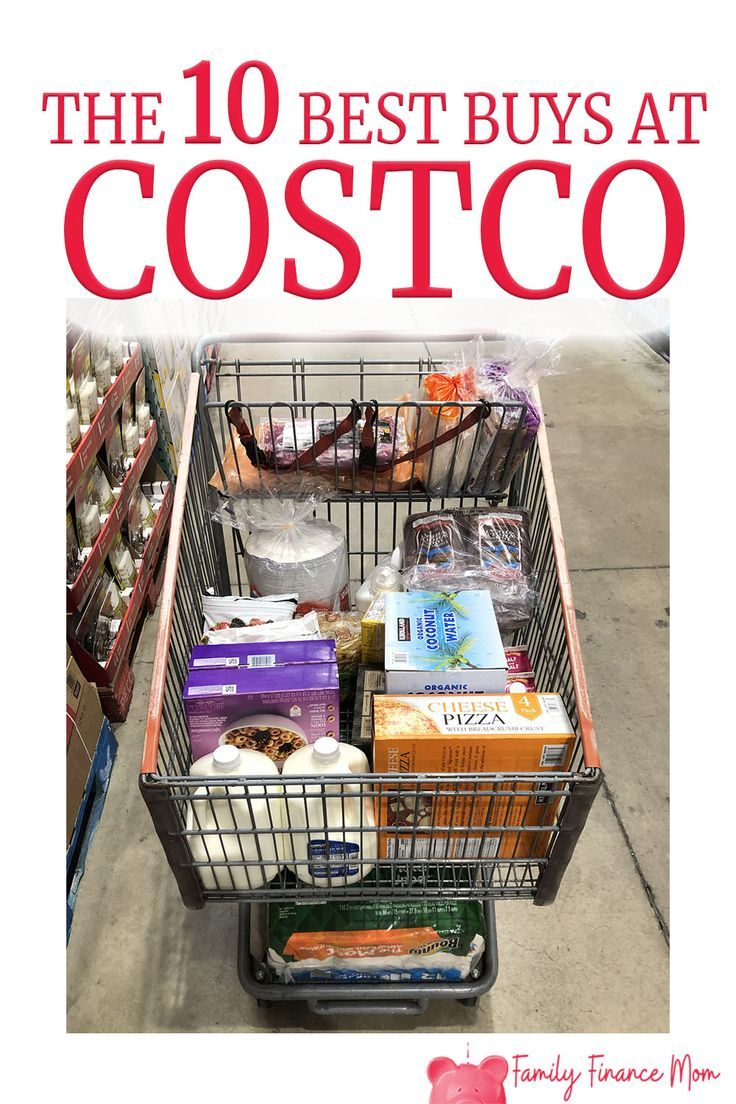 10 Best Things To Buy At Costco Cool Things To Buy Things To