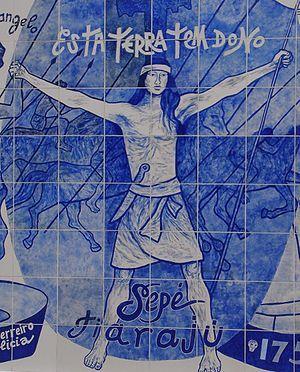 Sepé Tiaraju – Wikipédia, a enciclopédia livre