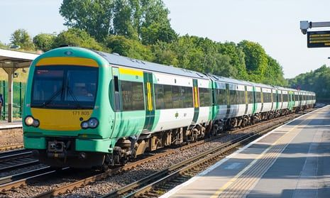 Southern rail: unions say £13.4m fine is 'less than a slap on the wrist'