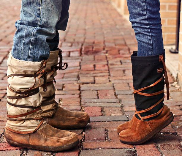 Steger Mukluks boots for men and women | Cold weather gear made in USA