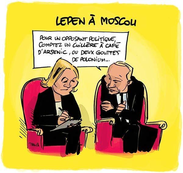 Conseils et astuces de Vladimir Poutine