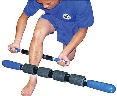 "Massage Roller Australia Online Point Cook Pilates  - Pro-Tec Massage Roller Large 22"", $39.95 (http://www.pointcookpilates.com.au/pro-tec-massage-roller-large-22/)"