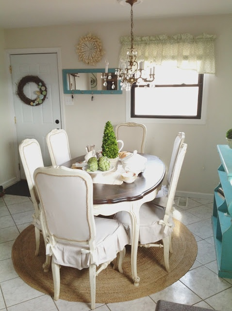 Restaurant Furniture Upholstery Corona Ca : Shades of blue interiors how to upholster the back