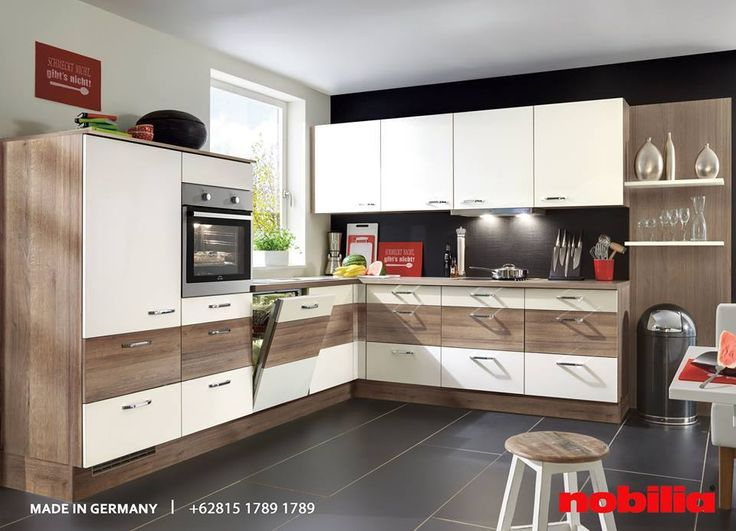 nobilia kitchen you will be pleasantly surprised at just how modern and elegant our kitchens in naturaluntreated wood dcors feel - Vito Kuchen Nobilia