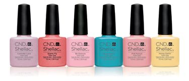 CND Shellac Summer 2016 FLIRTATION Collection (Choose Color)
