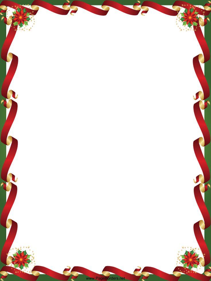 christmas design borders - photo #26