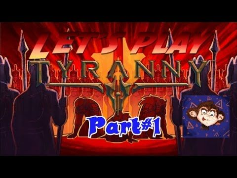 Tyranny:PC Gameplay|[Spoilers Allert]|Part#1-Conquest with the Scarlet C...