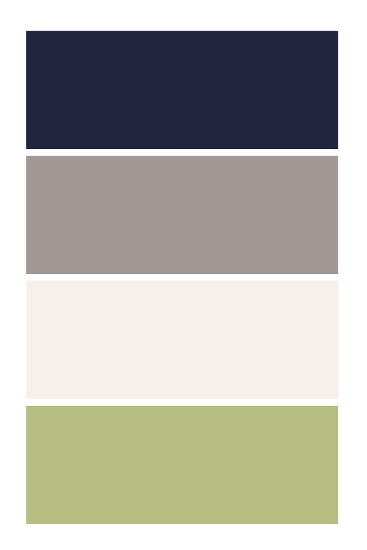 Read Below For Use W Gray Couch Navy Creme And Green