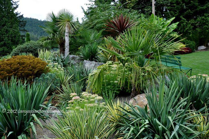 MySecretGarden: Mediterranean Garden (The Butchart Gardens)