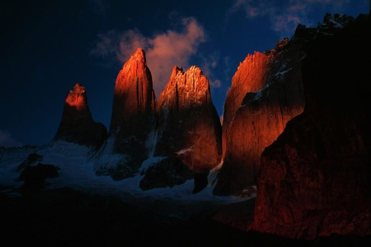 Torres del Paine Named 8th Wonder of the World #Chile #OnlyInSouthAmerica