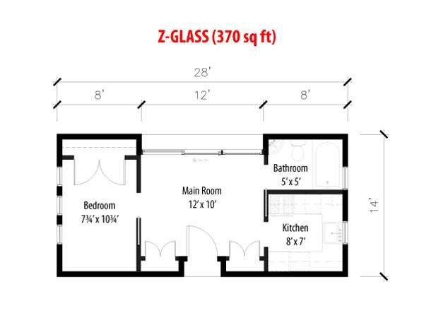Tumbleweed floor plan joy studio design gallery best for Tumbleweed floor plans