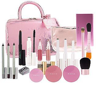 This amazing 15-pc Mega Kit from Mally will bring joy to any makeup maven!