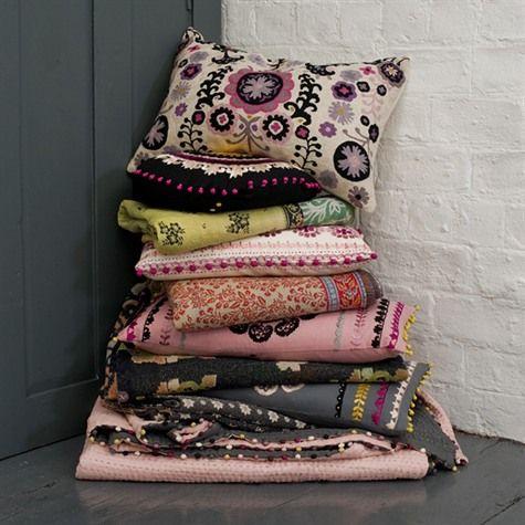 Folk Cushion