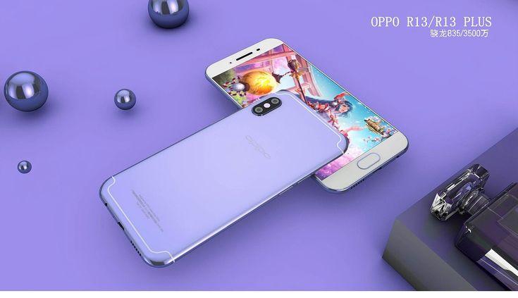 iPhone X akıllı telefonlarının birebir benzeri  Oppo R13 akıllı telefonları ortaya çıktı.  Oppo R13 görsellerinde yer alan detaylar ve ilk bilinenler!
