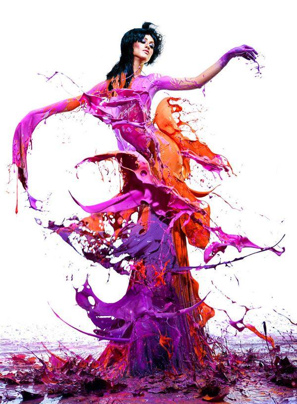 paintDesign Inspiration, Colours Life, Art I, Photos Blog, Colors Wheels, Art Mor, Beautiful Art, Art Street, Art Sake