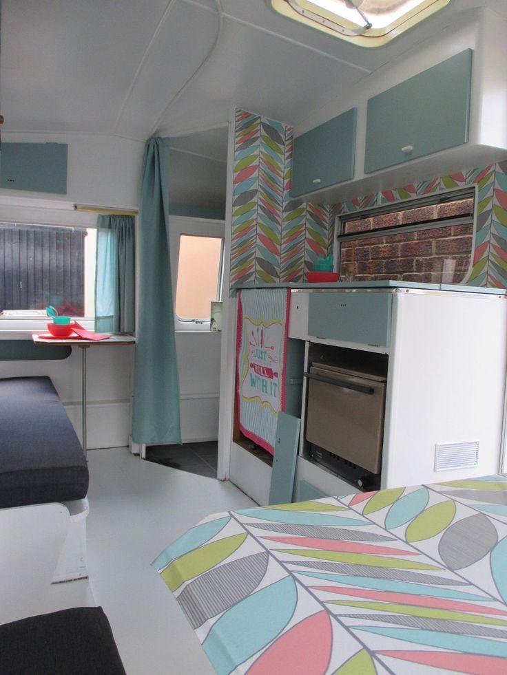 55 best caravan interior design ideas images on Pinterest ...