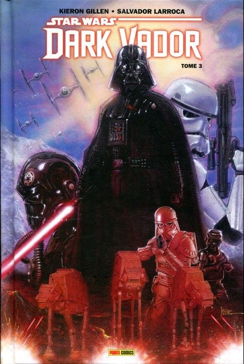 Star Wars - Dark Vador (Panini Comics - 100% Star Wars) -3- La Guerre Shu-Torun