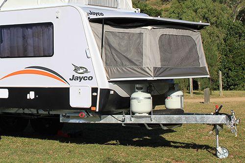 GYMPIE CARAVAN HIRE Caravan Hire - 2013 Jayco Expanda OB 17.56-1 (QLD/Gympie)