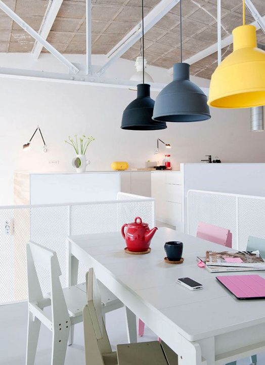 Cush and Nooks: Small Hits of Colour