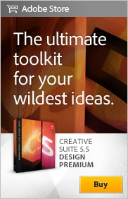 Adobe CS5.5 Design Premium.  What can I say, it's Awesome!!!