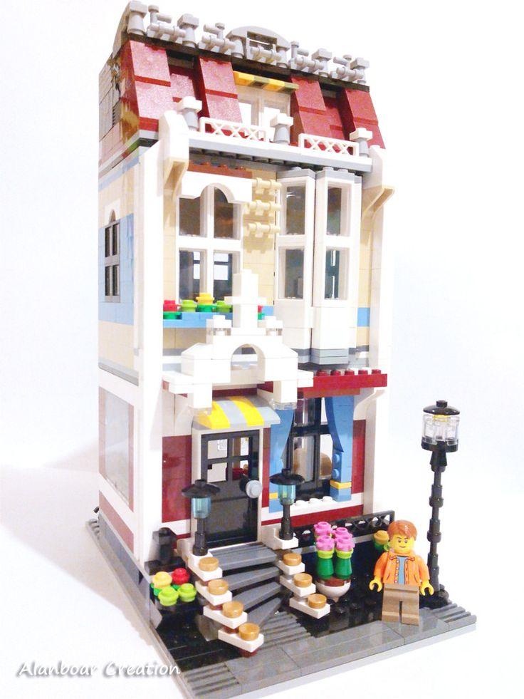 best 25 lego expert images on pinterest lego creator. Black Bedroom Furniture Sets. Home Design Ideas