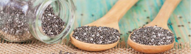 Découvrez comment consommer les graines de chia, le super aliment riche en oméga 3 et fibres alimentaires !