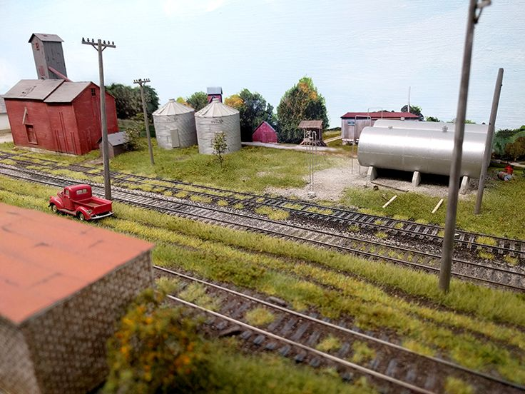 The modeling artistry of Clark Propst | Model Railroad Hobbyist magazine | Having fun with model trains | Instant access to model railway resources without barriers